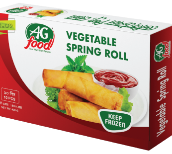 Vegetable Spring Roll (400gm)