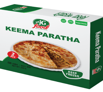 Keema Paratha (250g)