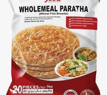 Wholemeal Paratha (1600gm)